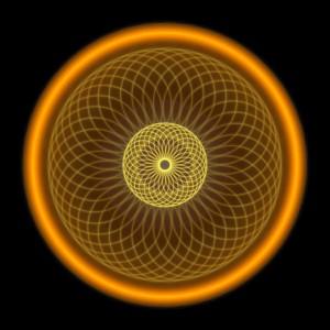 spiral circle